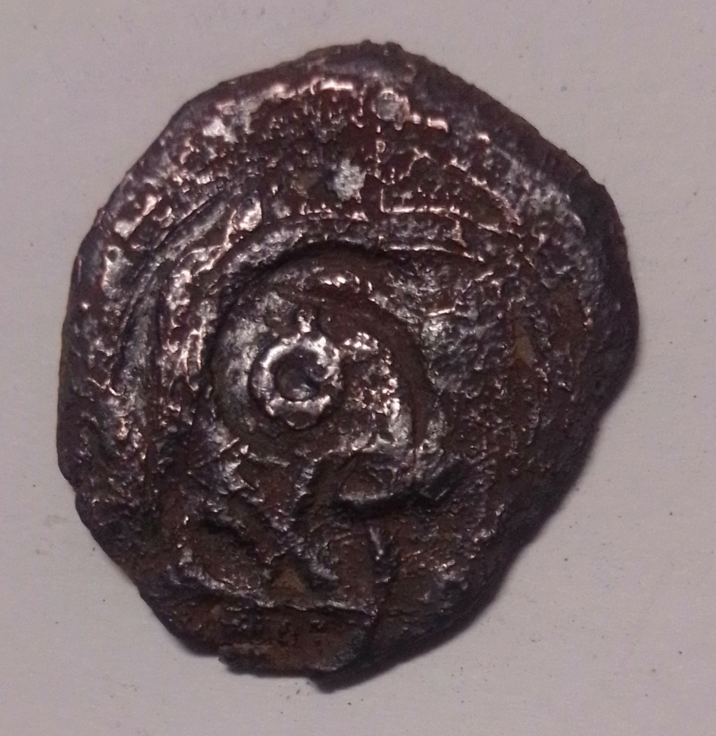 8 maravedís de Felipe III lo IV, resellados. Img_2058