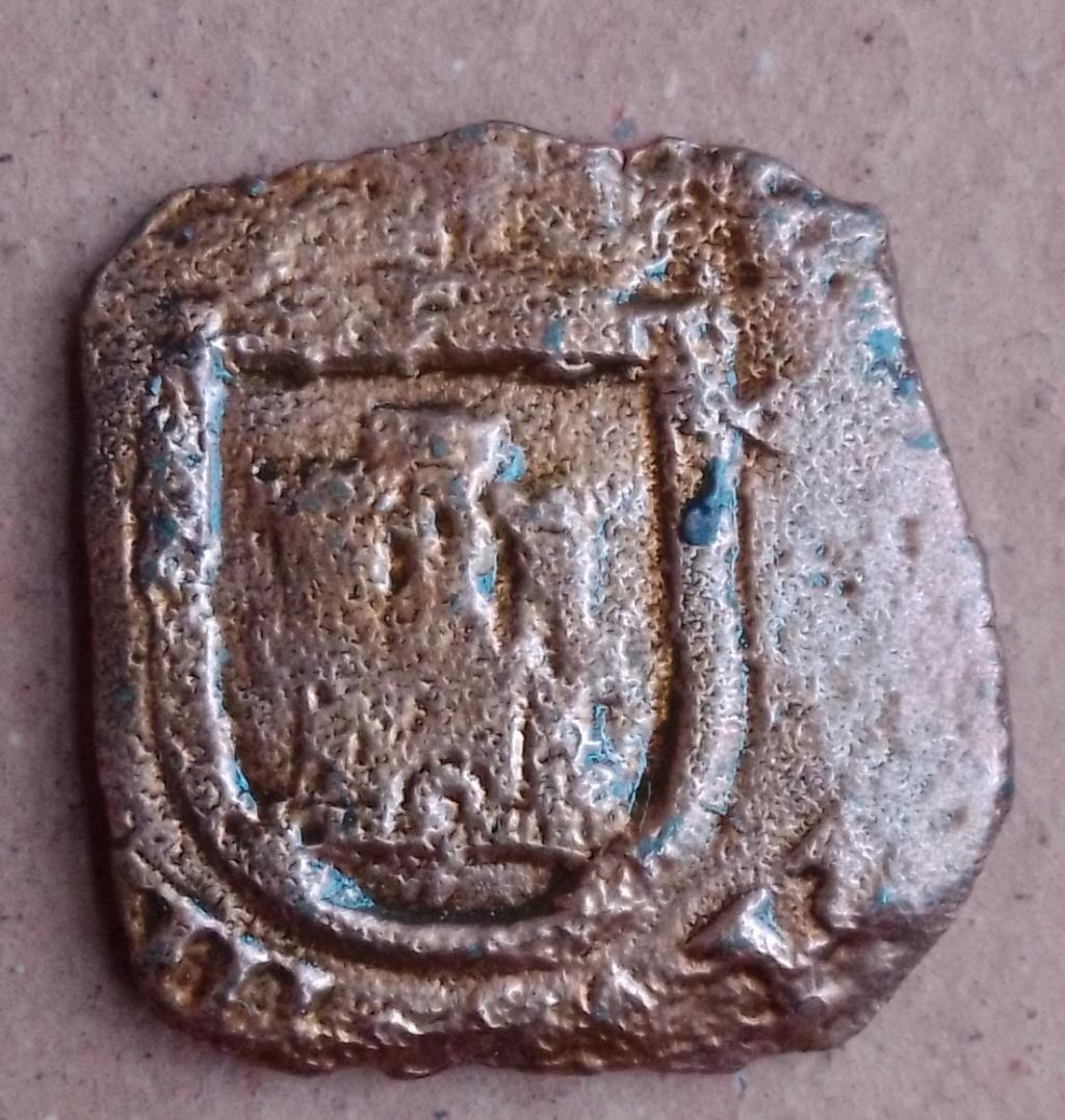 8 maravedís de Felipe IV de Madrid, 1624. Img_2065