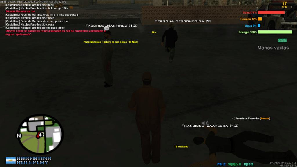 [Reporte] Alberto Logan DM Mta-sc66