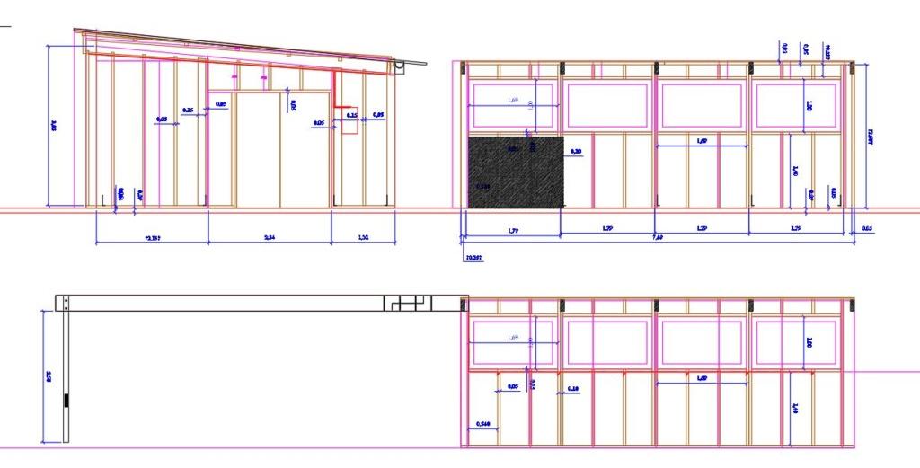 Construction d'un garage double en ossature bois - Page 6 Apperz10