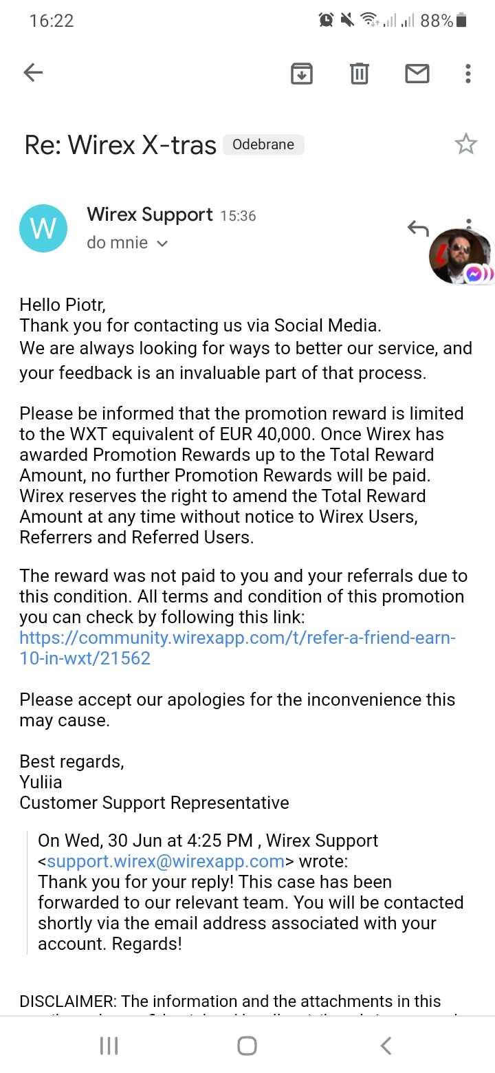 Wirex / +10$ bonusu na start - Page 2 Screen11