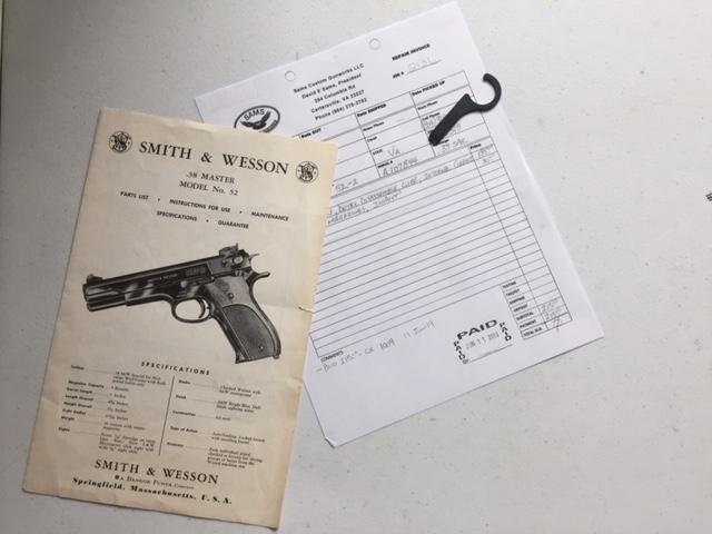 **SOLD** Sams Custom Gunworks Beretta 92 M52_a11