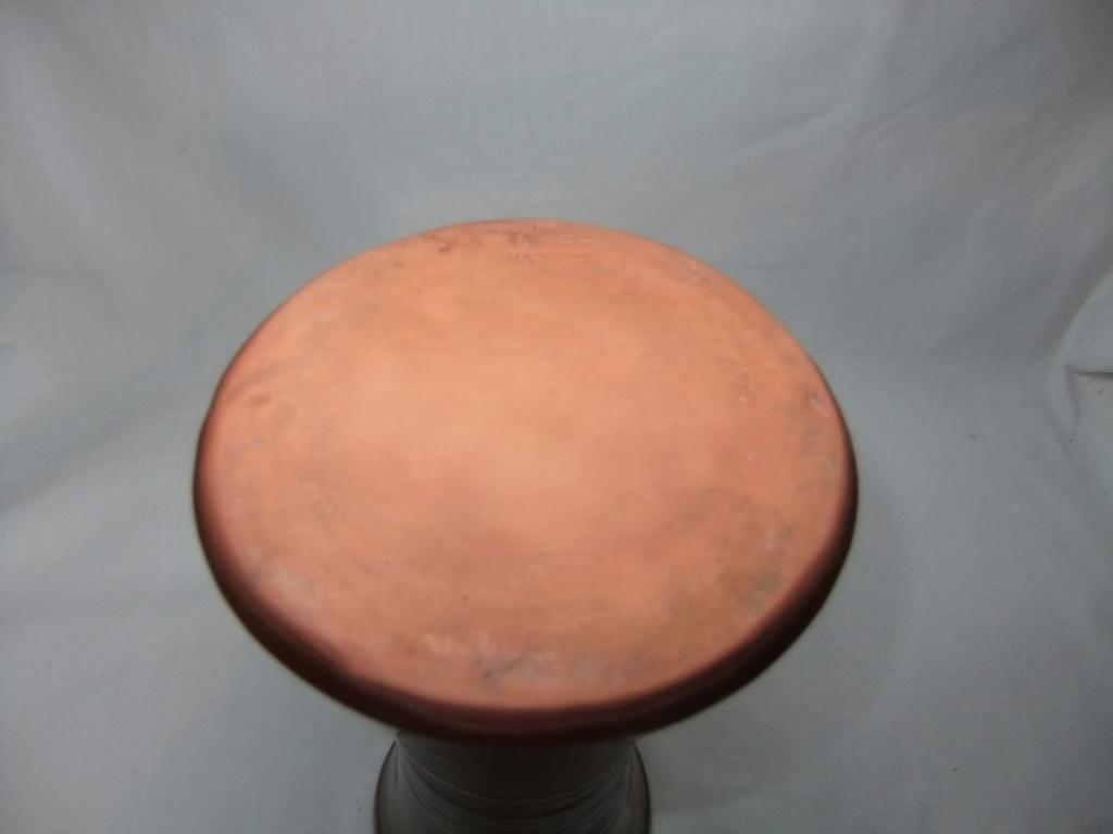 Vase, Warwick Castle - Jan Bunyan, Westgate Pottery, Warwick   Dscf1314