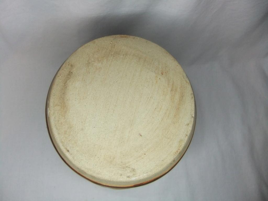 Kitchen Utensil Storage Jar Marked JP? Dscf3511