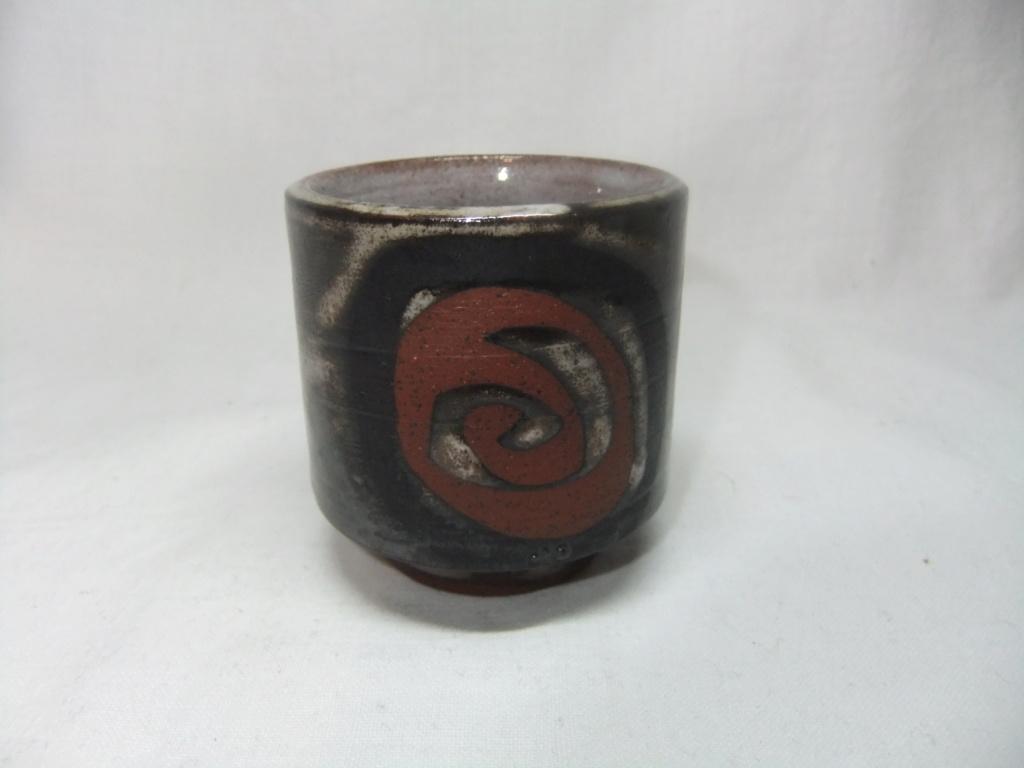 Briglin Pottery egg cup Dscf3536