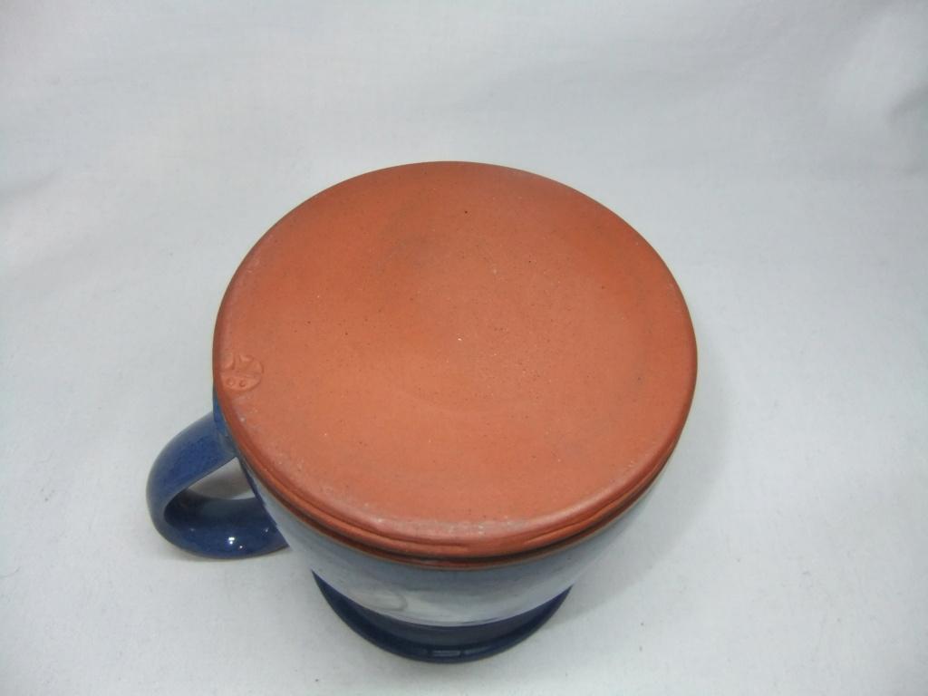 Blue Mug - Peter Lochhead, Abbey Ceramics  Dscf3545