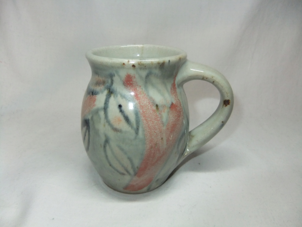 AY mark - Peter Arnold, Alderney Pottery  Dscf6730