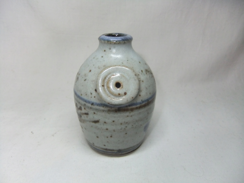 Anyone recognize the mark on this Vase/Pot? W? Dscf8020