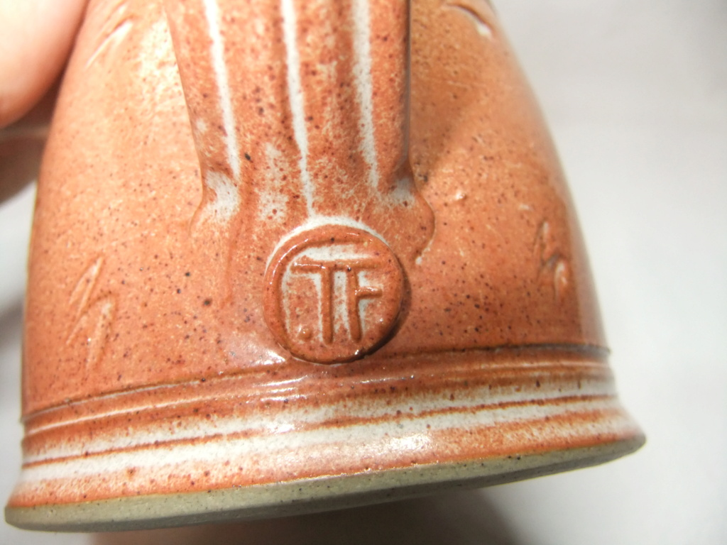 Mug, TF mark - Tony Foard  Dscf8615