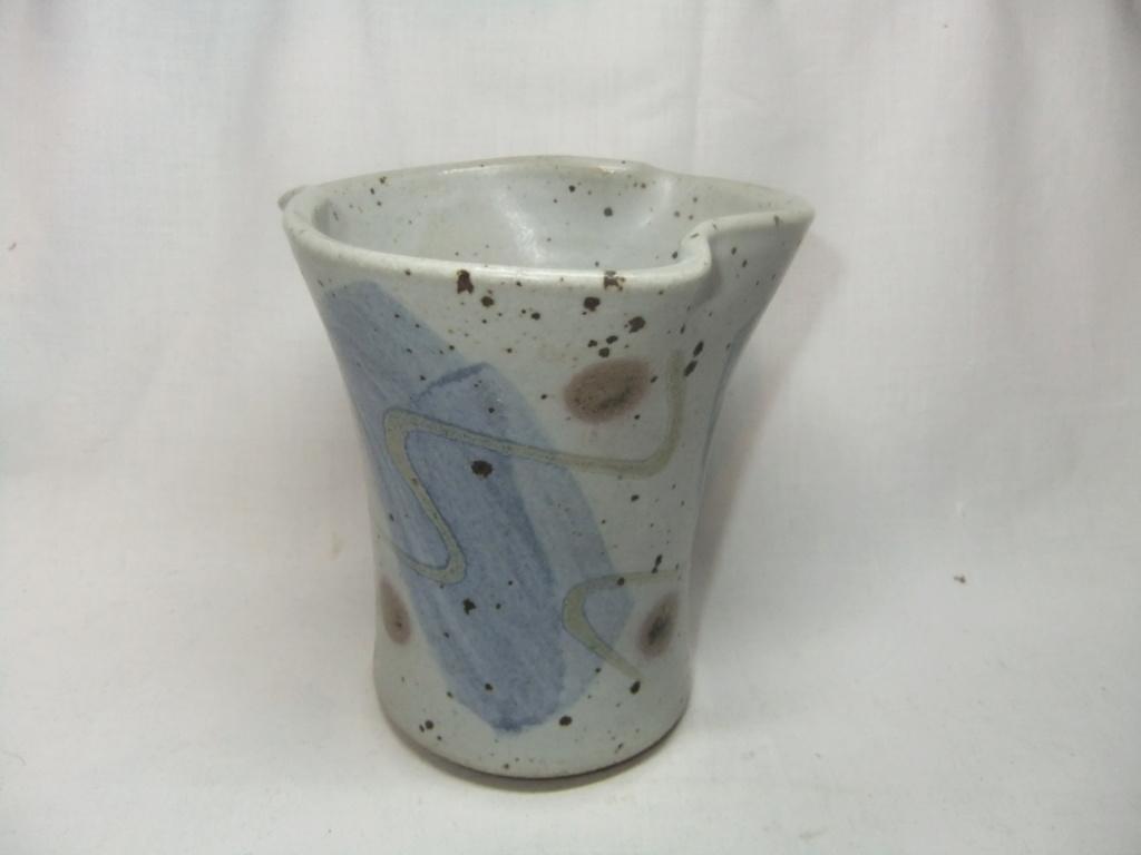 Small Pottery Vase - dc mark - Diane Cross  Dscf9523