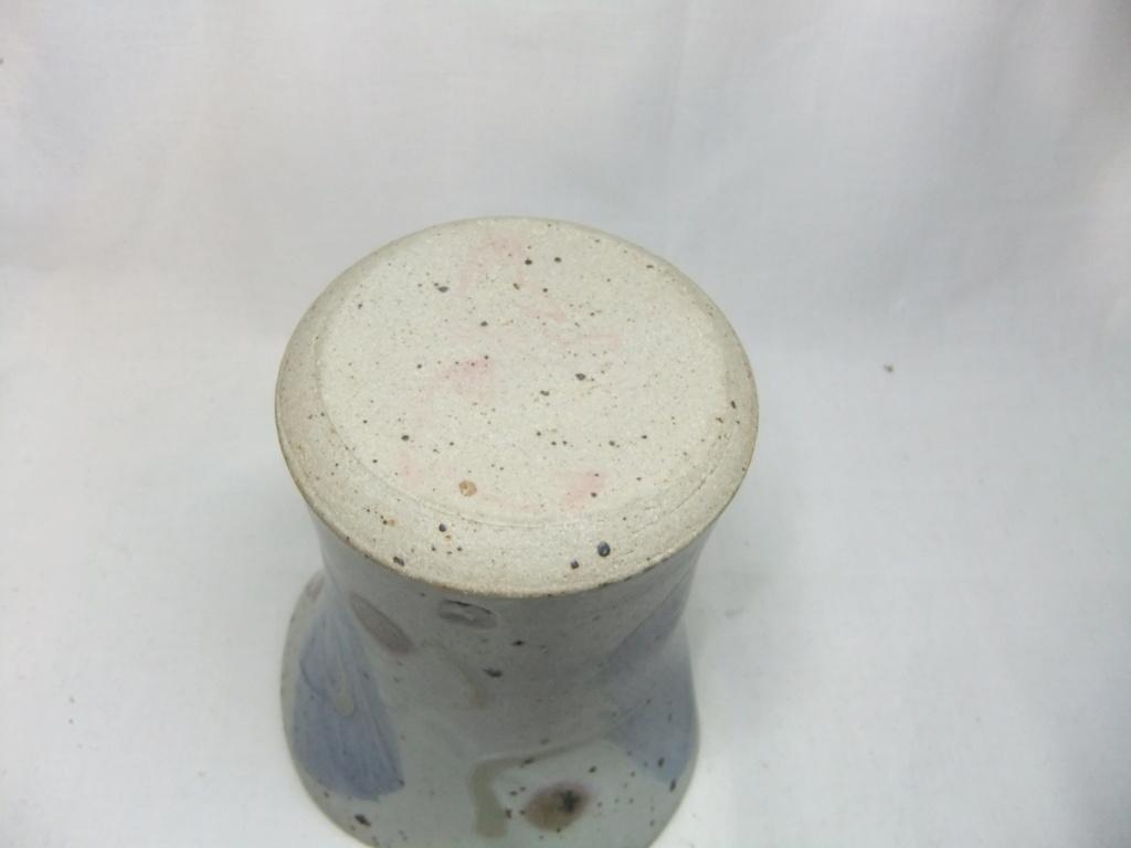 Small Pottery Vase - dc mark - Diane Cross  Dscf9524
