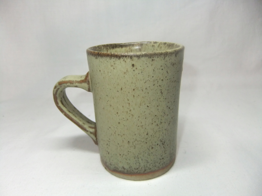 Anyone recognize the mark on this Mug? - Louis Hudson  Dscf9718