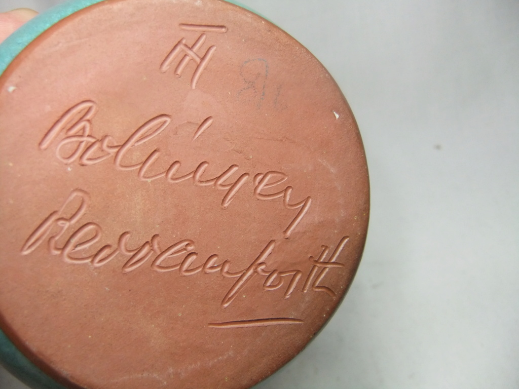 Norman Taylor, Bolingey Pottery, Perranporth Cornwall Dscf9838