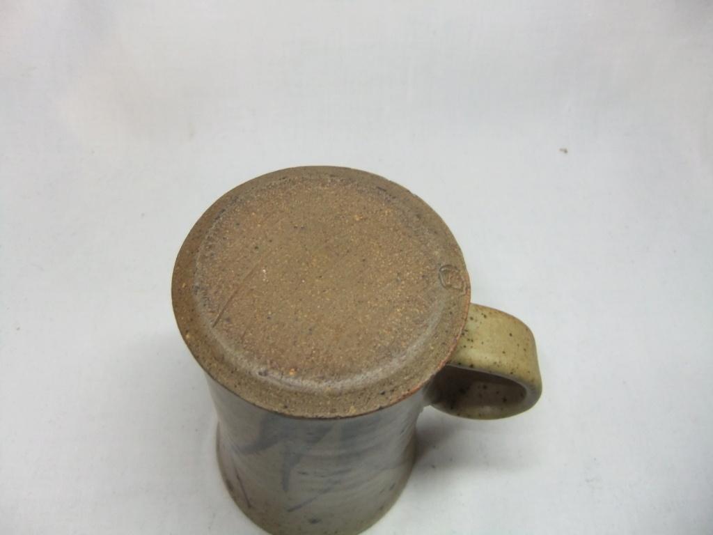Pottery Mug with Snake Mark? Dscf9846