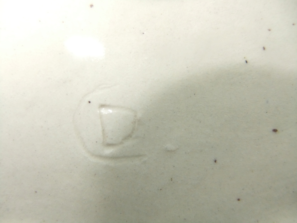 Unusual Shaped Dish Marked D? Dscf9857