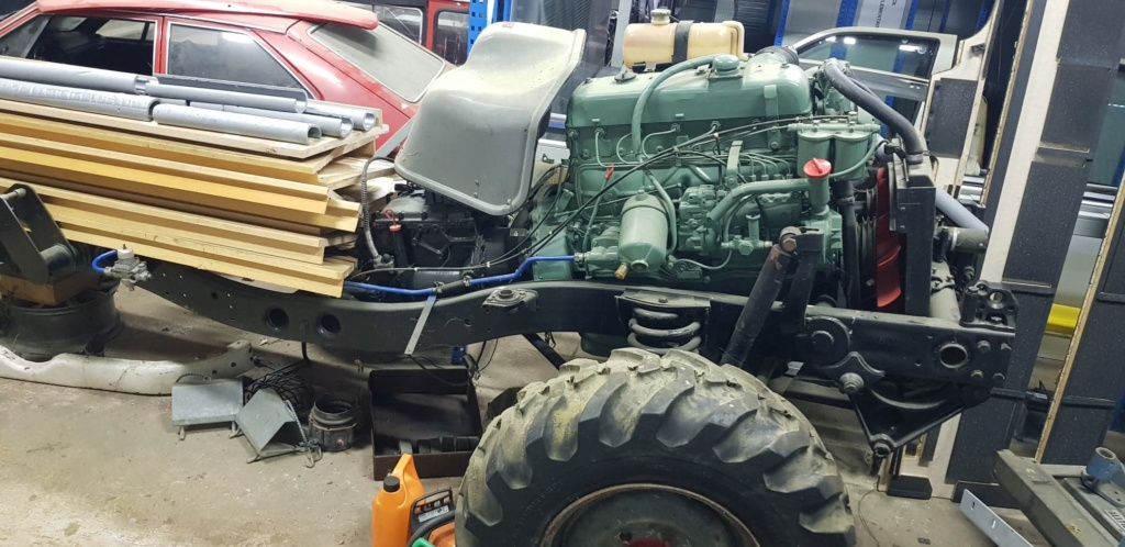 Heureux propriétaire d'un 416 Doka à restaurer  978c7110