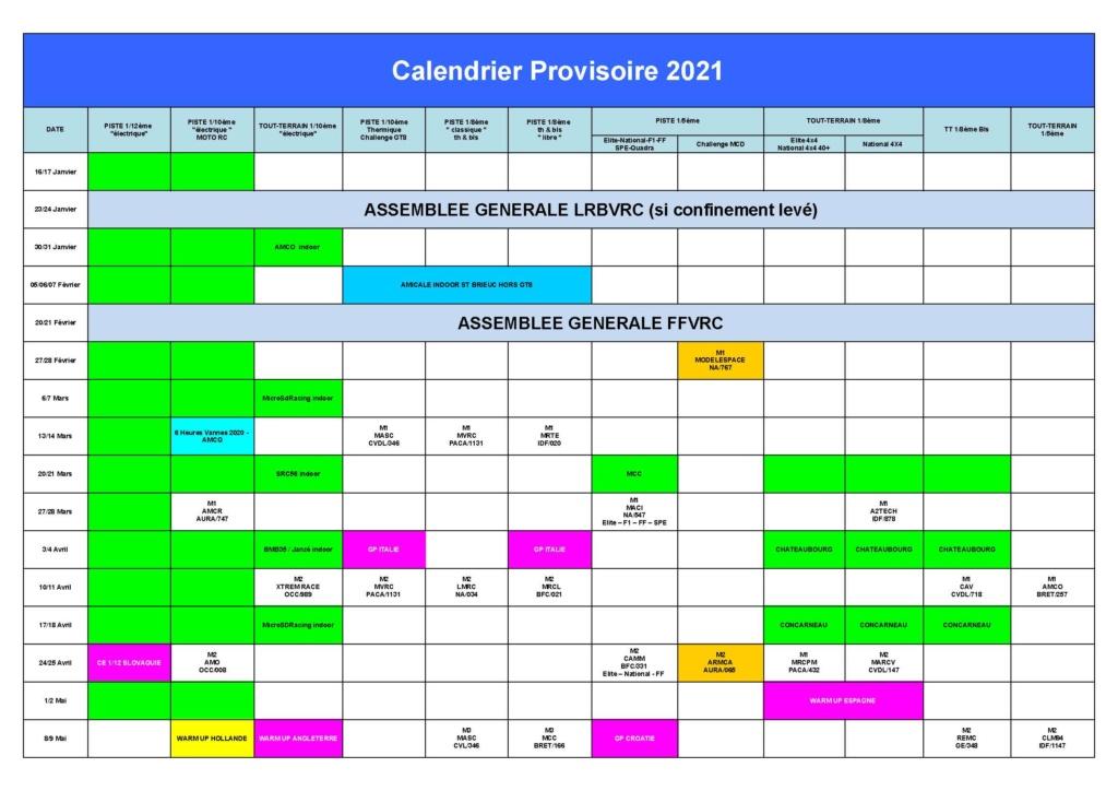 Calendrier 2021 Ligue BRETAGNE Calend13