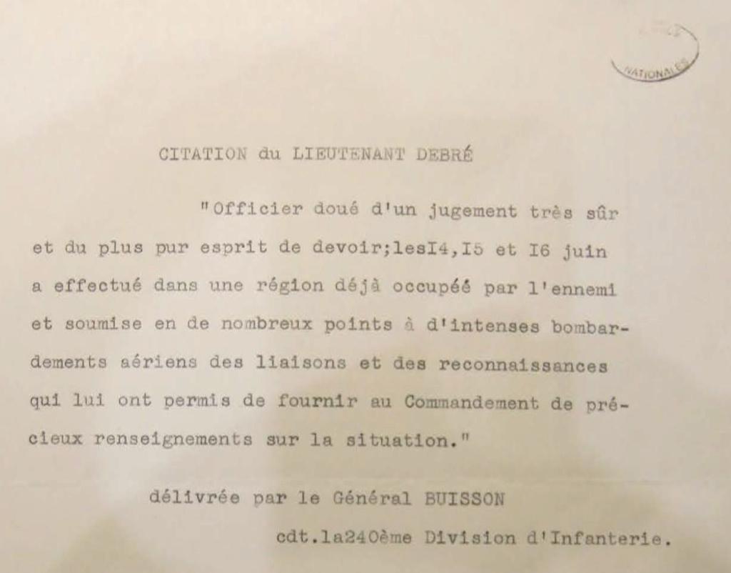 Historique de la 240e DLI - Page 2 Citati11