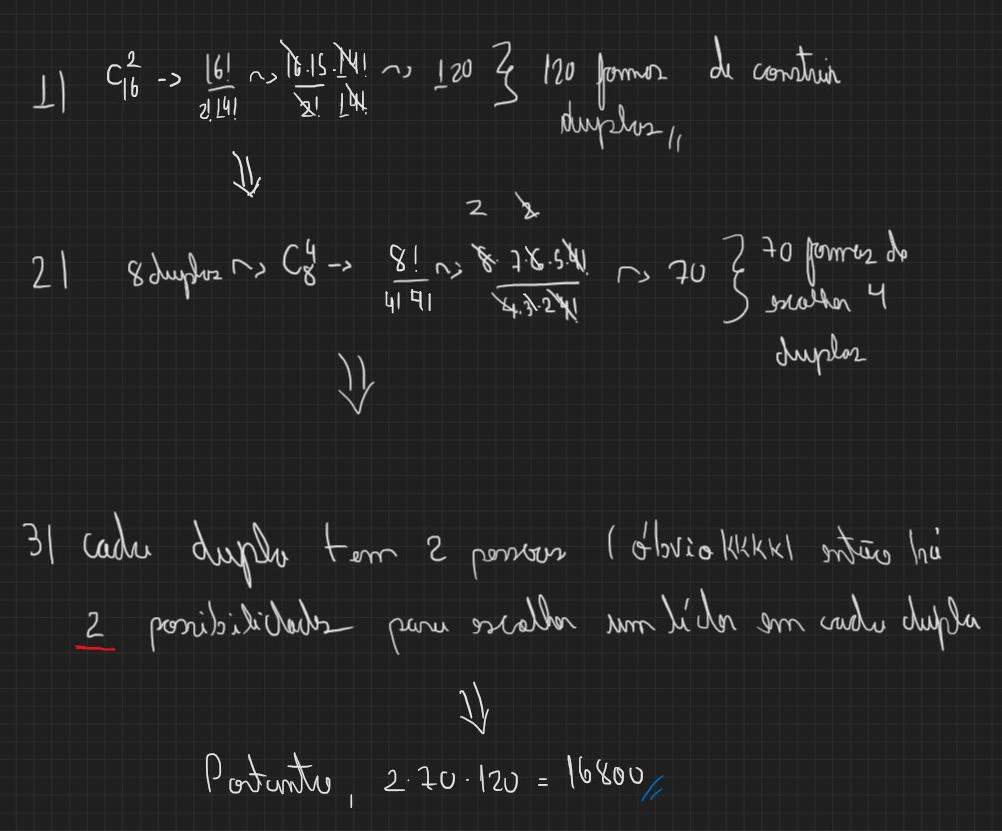 Análise combinatória  Imagem29