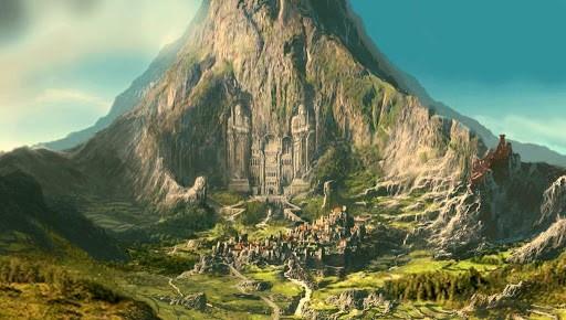Elysium: Sombras em Nevriande (D&D 3.5) Cidade10