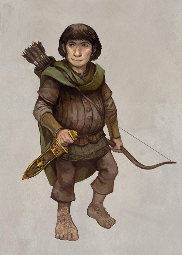 Elysium: Sombras em Nevriande (D&D 3.5) Hobbit10