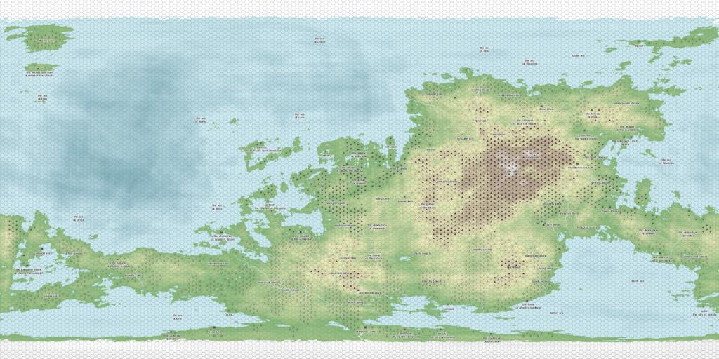 Elysium: Sombras em Nevriande (D&D 3.5) - Página 5 Map10