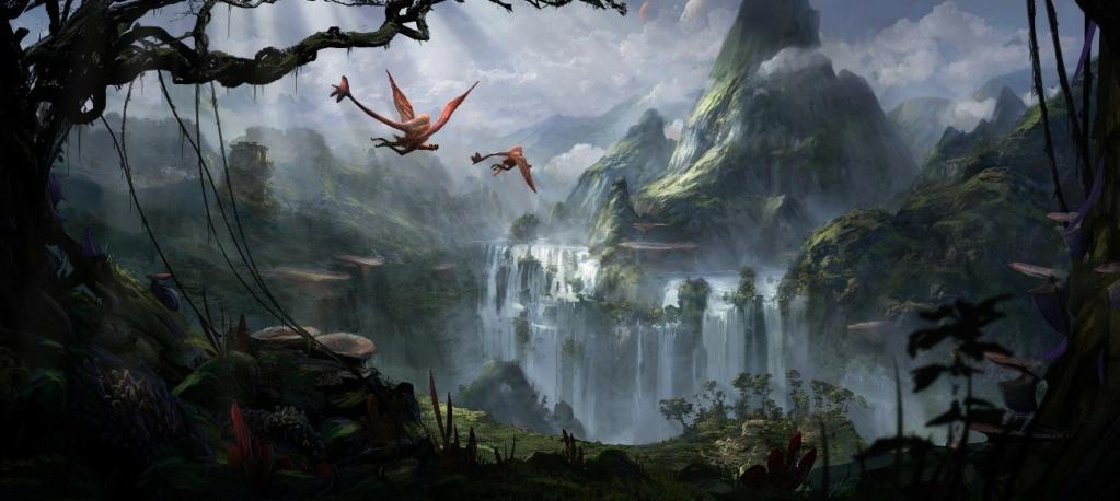 Elysium: Sombras em Nevriande (D&D 3.5) Selva_10