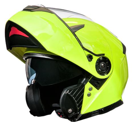 Modular FLIP OVER Helmets Built10