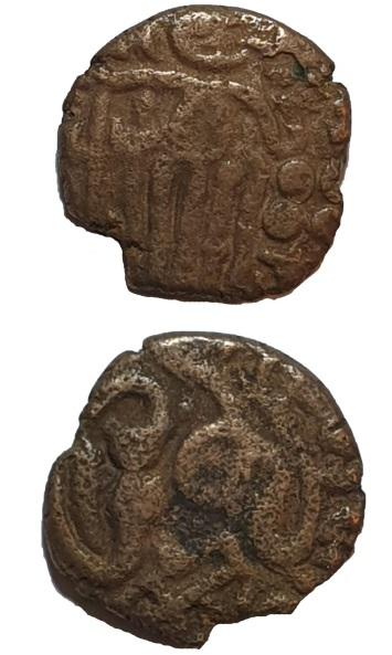 Kasu de Rajaraja I. Imperio Chola. Conquista de Sri Lanka Ik112