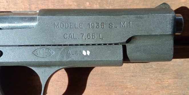SAGEM modèle 1935 S/M1 510