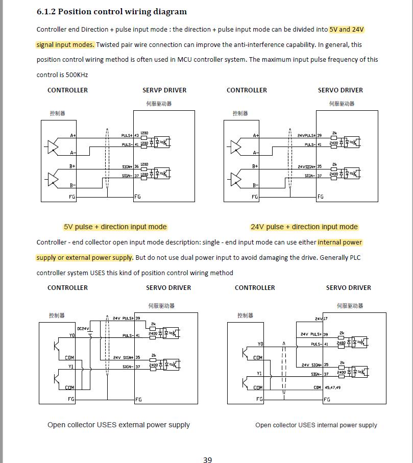 Remplacement moteur triphasé par un servomoteur - Page 2 Captur15