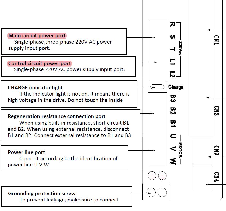 Remplacement moteur triphasé par un servomoteur - Page 3 Captur19