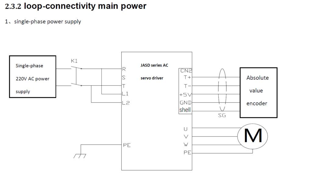 Remplacement moteur triphasé par un servomoteur - Page 3 Captur20