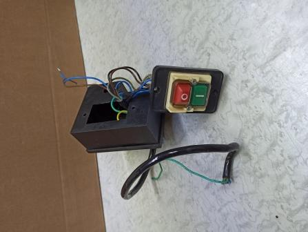 Câblage interrupteur électromagnétique moteur universel Inter11