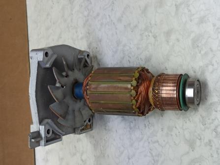 Câblage interrupteur électromagnétique moteur universel Rotor12