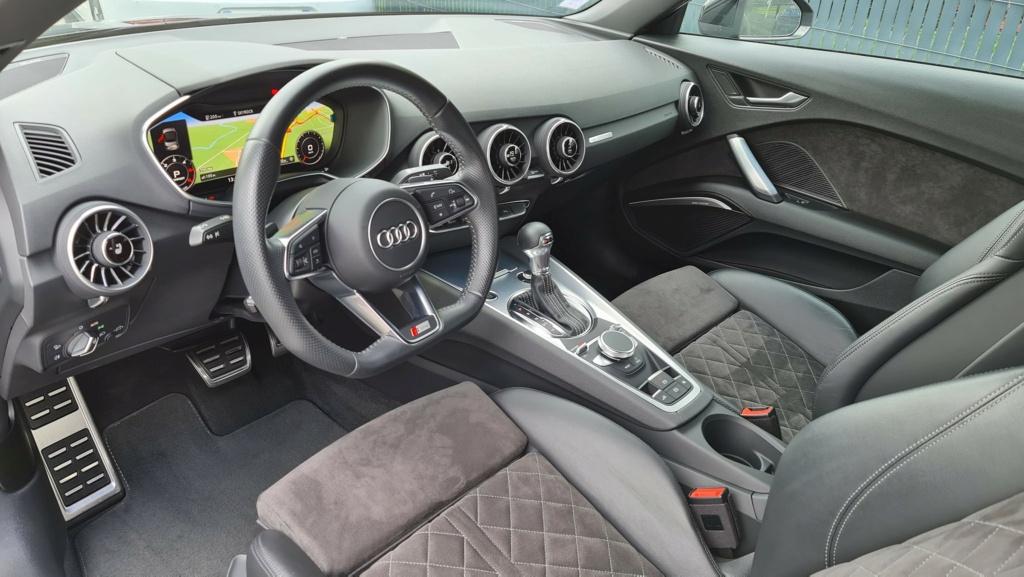 TT Roadster 2.0 TDI Quattro Stronic Ttmk3-12