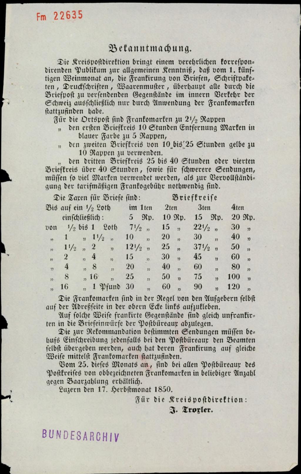 1850 Einführung der Briefmarken Bildsc10