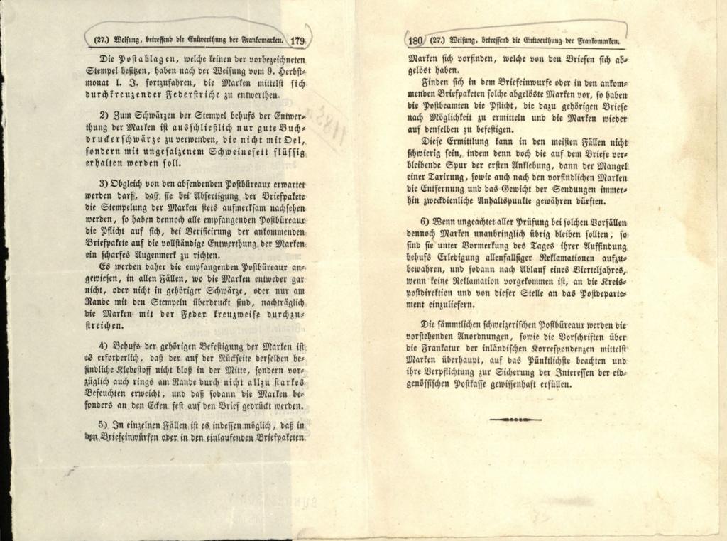 1850 Einführung der Briefmarken Bildsc13