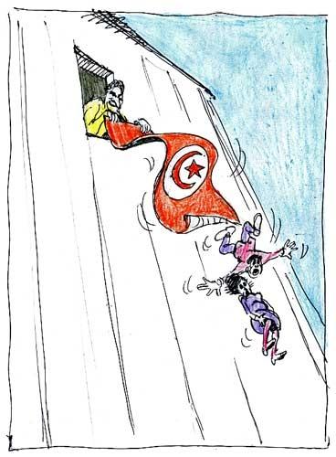 Tunisie : un nettoyage 1211