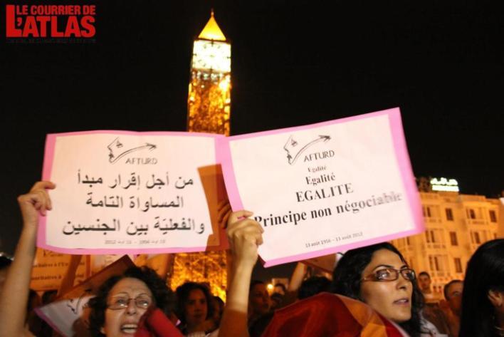 Tunisie: la laïcité et le droit des femmes sont-ils en danger ?  212