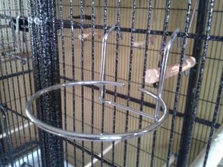 Deux petits bricos:Une échelle à cordes et un jouet suspendu Brico_14