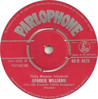 Sparkie Williams Sparki11