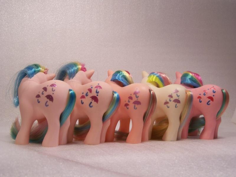 Mon Petit Poney / My Little Pony G1 (Hasbro) 1982/1995 Poney_14