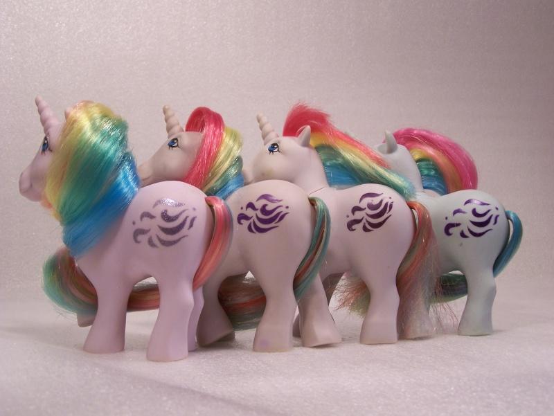 Mon Petit Poney / My Little Pony G1 (Hasbro) 1982/1995 Poney_18