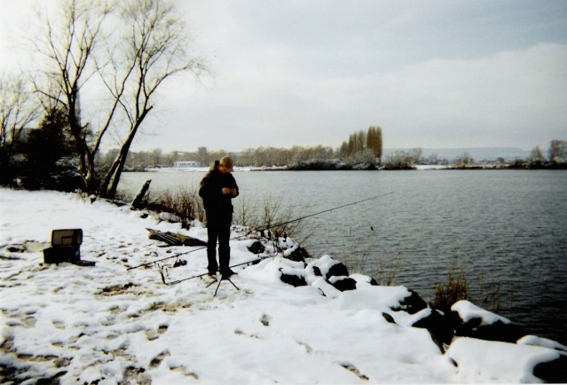 La pêche en eau froide 410