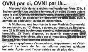 Les OVNIS dans la presse quotidienne Lalsac10