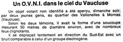 Les OVNIS dans la presse quotidienne Lemeri12