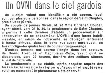 Les OVNIS dans la presse quotidienne Lemeri13