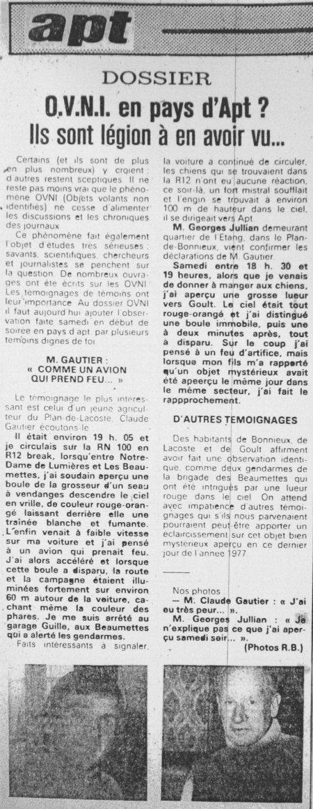 Les OVNIS dans la presse quotidienne Leprov10