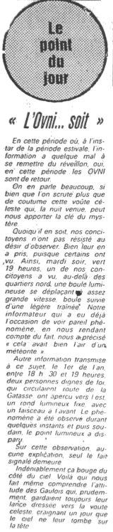 Les OVNIS dans la presse quotidienne Leprov16